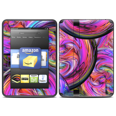 Amazon Kindle Fire HD (2012) Skin - Marbles