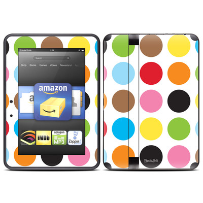 Amazon Kindle Fire HD (2012) Skin - Multidot