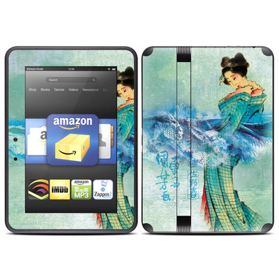 Amazon Kindle Fire HD (2012) Skin - Magic Wave