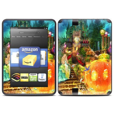 Amazon Kindle Fire HD (2012) Skin - Midnight Fairytale