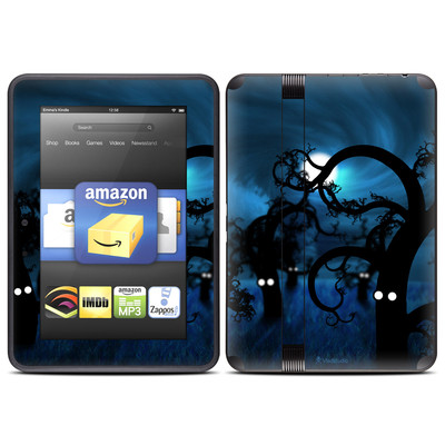 Amazon Kindle Fire HD (2012) Skin - Midnight Forest