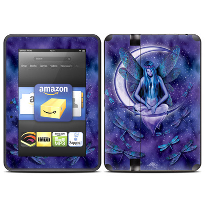 Amazon Kindle Fire HD (2012) Skin - Moon Fairy