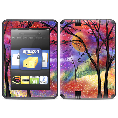 Amazon Kindle Fire HD (2012) Skin - Moon Meadow