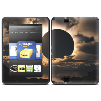 Amazon Kindle Fire HD (2012) Skin - Moon Shadow