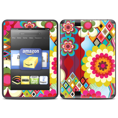 Amazon Kindle Fire HD (2012) Skin - Mosaic