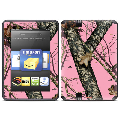 Amazon Kindle Fire HD (2012) Skin - Break-Up Pink