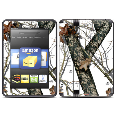 Amazon Kindle Fire HD (2012) Skin - Winter