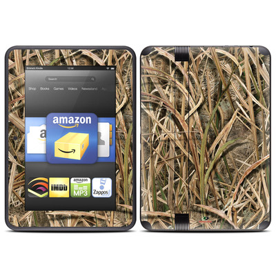 Amazon Kindle Fire HD (2012) Skin - Shadow Grass Blades