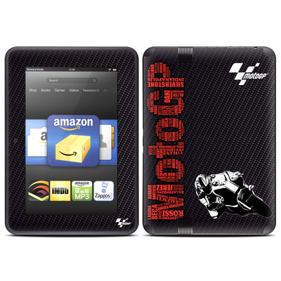 Amazon Kindle Fire HD (2012) Skin - MotoGP