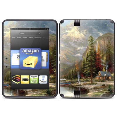Amazon Kindle Fire HD (2012) Skin - Mountain Majesty