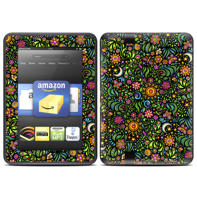 Amazon Kindle Fire HD (2012) Skin - Nature Ditzy