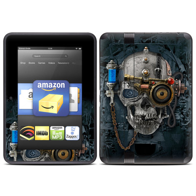 Amazon Kindle Fire HD (2012) Skin - Necronaut