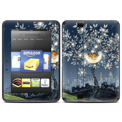Amazon Kindle Fire HD (2012) Skin - Nesting