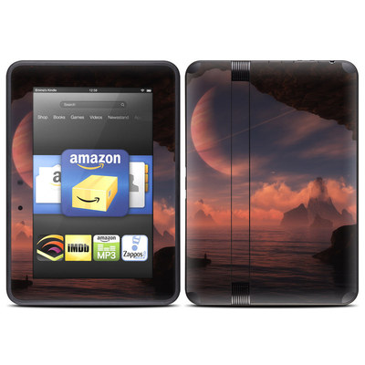 Amazon Kindle Fire HD (2012) Skin - New Dawn
