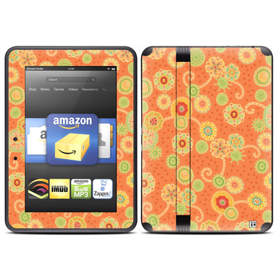 Amazon Kindle Fire HD (2012) Skin - Nina