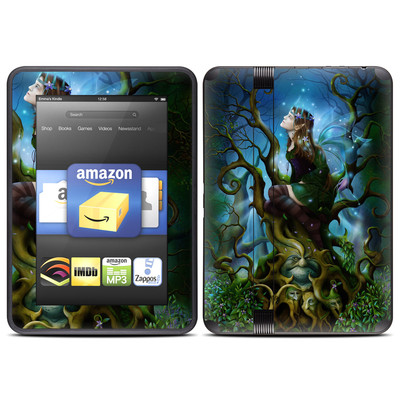 Amazon Kindle Fire HD (2012) Skin - Nightshade Fairy
