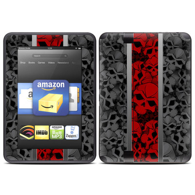 Amazon Kindle Fire HD (2012) Skin - Nunzio