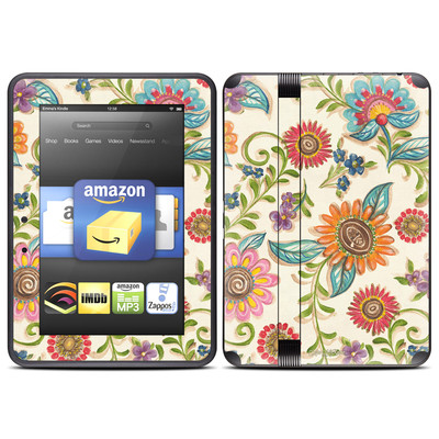 Amazon Kindle Fire HD (2012) Skin - Olivia's Garden