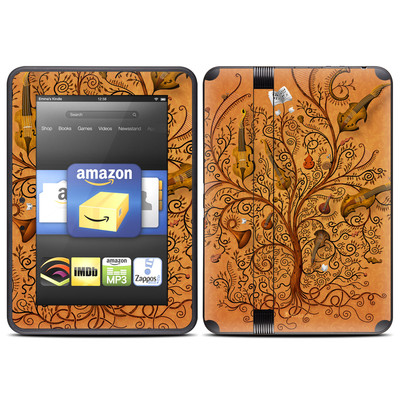 Amazon Kindle Fire HD (2012) Skin - Orchestra