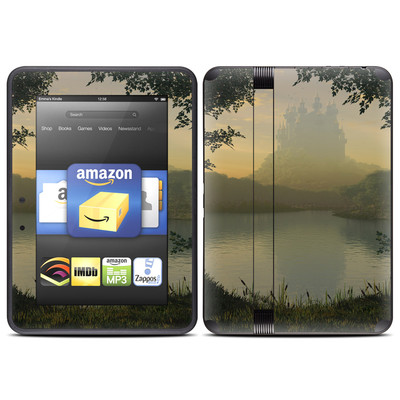 Amazon Kindle Fire HD (2012) Skin - Once Upon A Time