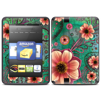 Amazon Kindle Fire HD (2012) Skin - Paisley Paradise