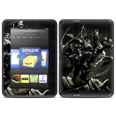 Amazon Kindle Fire HD (2012) Skin - Pale Horse