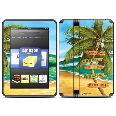 Amazon Kindle Fire HD (2012) Skin - Palm Signs