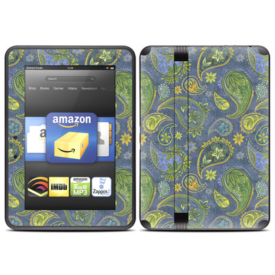 Amazon Kindle Fire HD (2012) Skin - Pallavi Paisley
