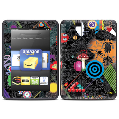 Amazon Kindle Fire HD (2012) Skin - Play Time