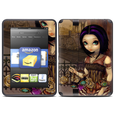 Amazon Kindle Fire HD (2012) Skin - Poe