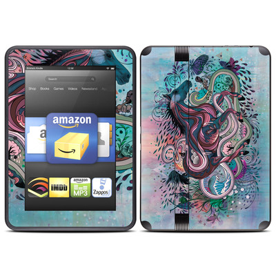 Amazon Kindle Fire HD (2012) Skin - Poetry in Motion