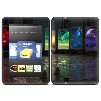 Amazon Kindle Fire HD (2012) Skin - Portals