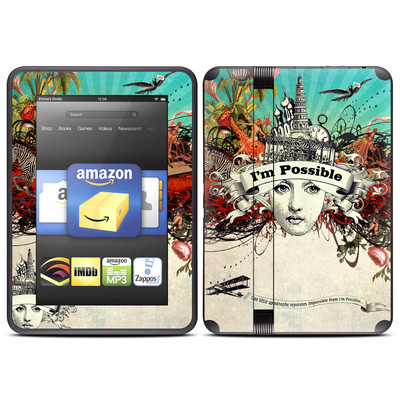Amazon Kindle Fire HD (2012) Skin - Possible