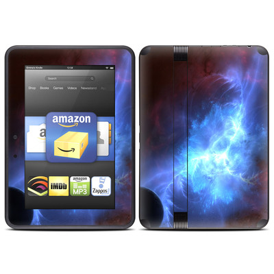 Amazon Kindle Fire HD (2012) Skin - Pulsar