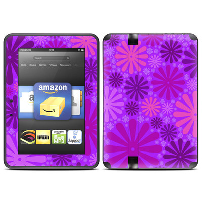 Amazon Kindle Fire HD (2012) Skin - Purple Punch