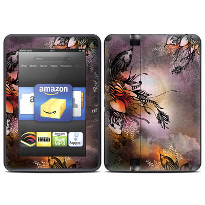 Amazon Kindle Fire HD (2012) Skin - Purple Rain