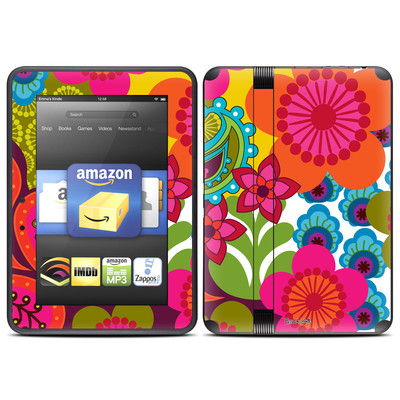 Amazon Kindle Fire HD (2012) Skin - Raj