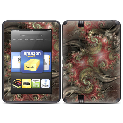Amazon Kindle Fire HD (2012) Skin - Reaching Out