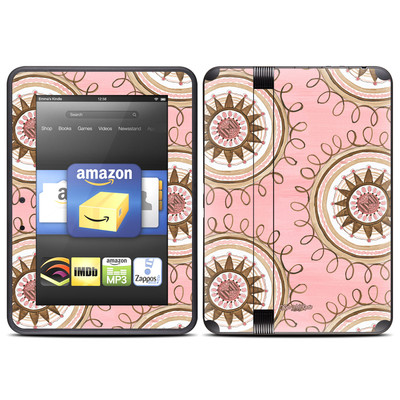 Amazon Kindle Fire HD (2012) Skin - Retro Glam