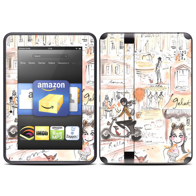 Amazon Kindle Fire HD (2012) Skin - Rome Scene