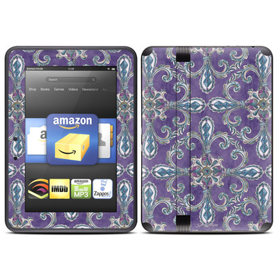 Amazon Kindle Fire HD (2012) Skin - Royal Crown