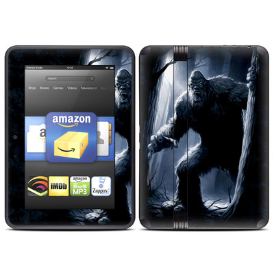 Amazon Kindle Fire HD (2012) Skin - Sasquatch
