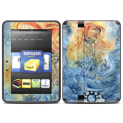 Amazon Kindle Fire HD (2012) Skin - Scorpio