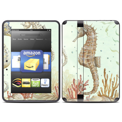 Amazon Kindle Fire HD (2012) Skin - Seahorse Trio