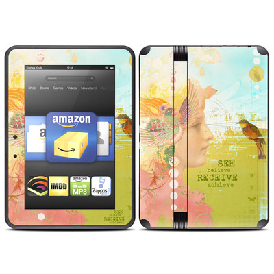 Amazon Kindle Fire HD (2012) Skin - See Believe