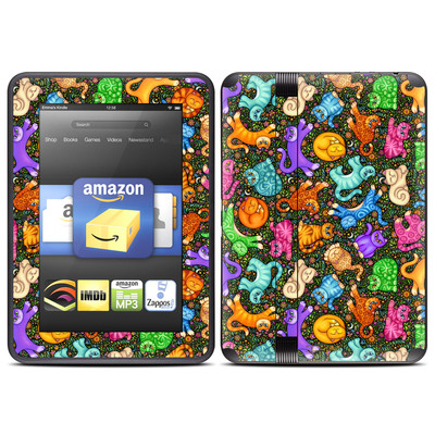 Amazon Kindle Fire HD (2012) Skin - Sew Catty