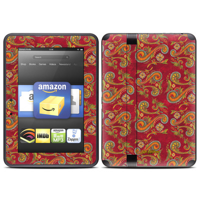 Amazon Kindle Fire HD (2012) Skin - Shades of Fall