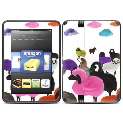 Amazon Kindle Fire HD (2012) Skin - Sheeps