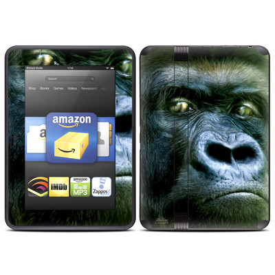 Amazon Kindle Fire HD (2012) Skin - Silverback
