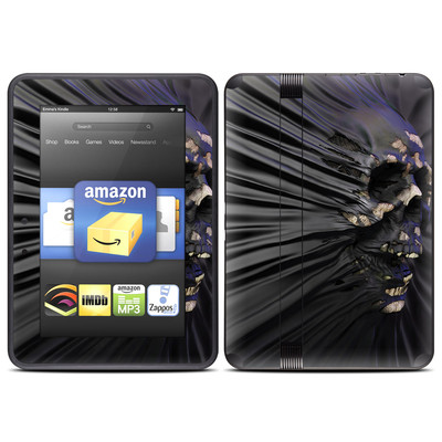 Amazon Kindle Fire HD (2012) Skin - Skull Breach